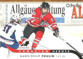 Marie-Philip Poulin hockey card