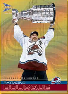 Raymond Bourque hockey cards