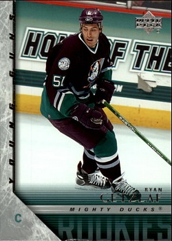 Ryan Getzlaf rookie card