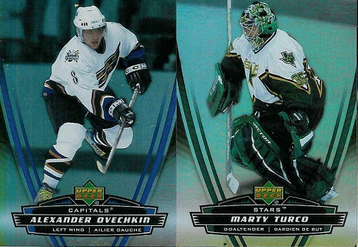 Alexander Ovechkin Hockey Cards