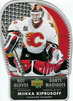 Miikka Kiprusoff Hockey Cards