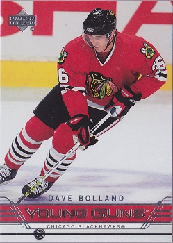 David Bolland 2006-07 Upper Deck Young Guns