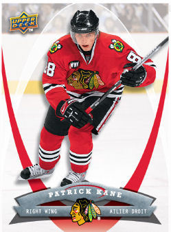 Patrick Kane 2008-09 McDonalds Hockey Card