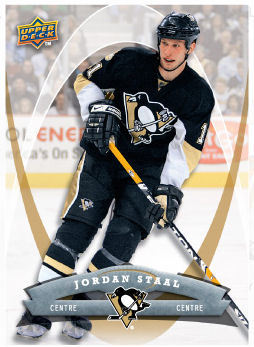 Jordan Staal 2008-09 McDonalds Hockey Card