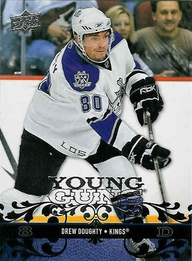 Drew Doughty rookie card for sale