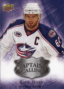 Rick Nash 2009-10 Captains Calling