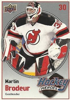 Martin Brodeur Hockey Heroes