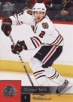 2009-10 Upper Deck Duncan Keith