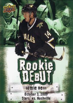 Jamie Benn Rookie Debuts