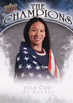 The Champions Julie Chu