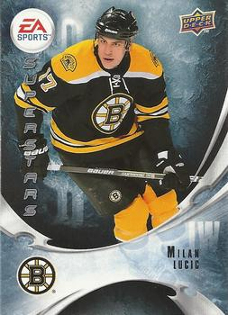 Milan Lucic EA Superstar