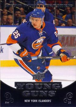 Nino Niedereitter Upper Deck Young Guns