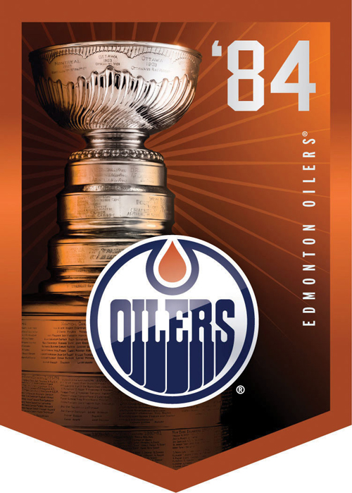 Molson Coors Oilers Stanley Cup 1984