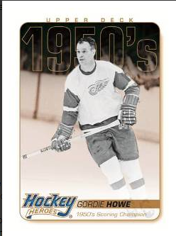 Hockey Heroes Howe