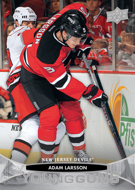 Upper Deck Adam Larsson