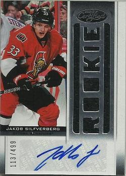 Jakub Silfverberg Jersey Autograph Certified