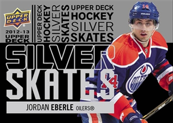 2012-13 Upper Deck Silver Skates Jordan Eberle