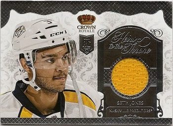 Seth Jones Crown Royale Jersey