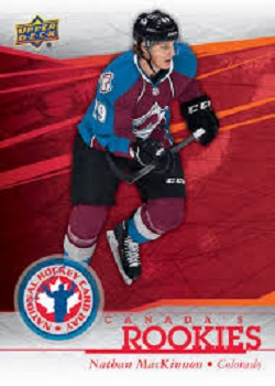 Nathan MacKinnon rc