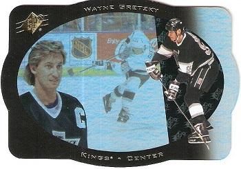 Wayne Gretzky 2013-14 SPx Retro