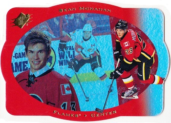 Sean Monahan 2013-14 SPx Retro RC