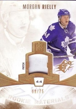 Morgan Rielly Spx Rookie Materials