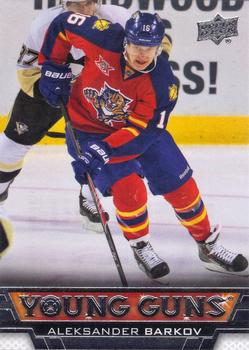 Alex Barkov Young Guns