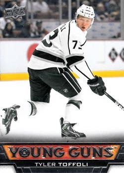 Tyler Toffoli Upper Deck Young Guns