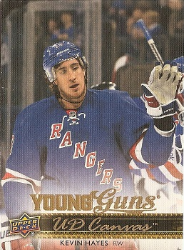 Kevin Hayes Canvas Young Guns