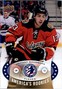 Johnny Gaudreau National Hockey Day