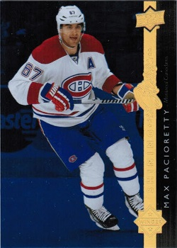 Max Pacioretty Shining Stars Blue Parallel