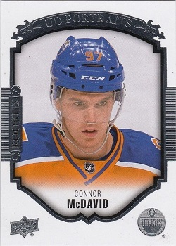 Connor McDavid Upper Deck Portraits