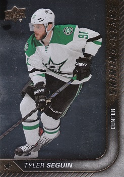 Tyler Seguin 2015-16 Upper Deck Shining Stars Hockey Card