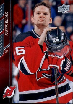 Patrik Elias 2015-16 Upper Deck