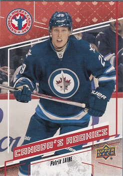 Hockey Card Day in Canada Patrick Laine rc