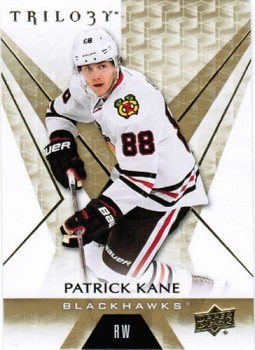 2016-17 Upper Deck Trilogy Patrick Kane
