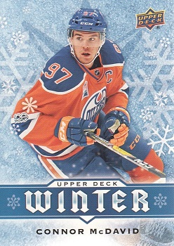 2017-18 Connor McDavid Upper Deck Winter