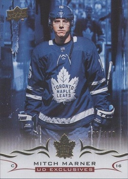 Mitch Marner Upper Deck Exlusives #026/100