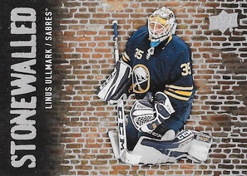 2018-19 Upper Deck Stonewalled Ullmark