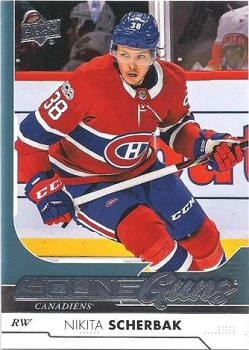 Nikita Scherbak 2017-18 Young Guns