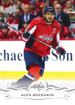 2018-19 Upper Deck Alex Ovechkin