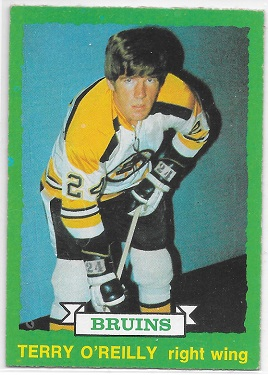 Terry O'Reilly 1973-74 O-Pee-Chee Rookie Card