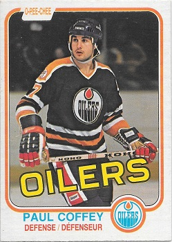 Paul Coffey 1981-82 O-Pee-Chee RC #111
