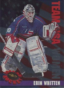 Erin Whitten 1994 Women of Hockey