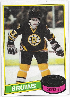 Ray Bourque Topps RC #140