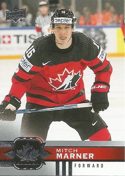 2017-18 Canadian Tire Mitch Marner hockey card