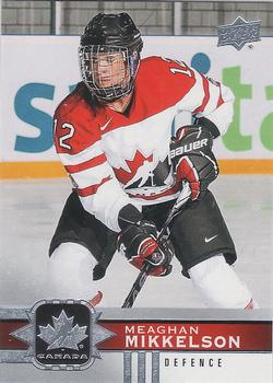 Meaghan Mikkelson 2017-18 Canadian Tire