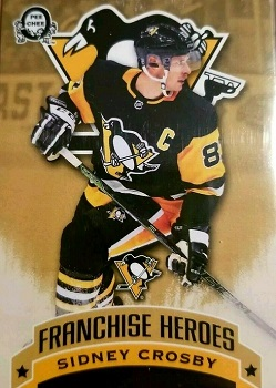 2018-19 Crosby Lemieux Canadian Tire Franchise Heroes