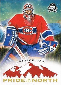 18/19 Canadian Tire OPC Pride of the North Patrick Roy