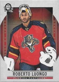Roberto Luongo Canadian Tire Variation #135